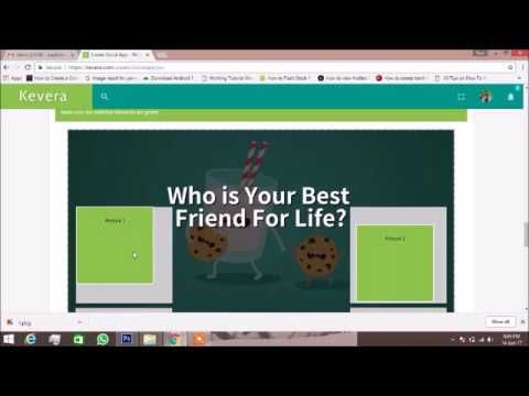 How to create and earn facebook funny app like meaww in less than 5 minute - (More Info on: http://LIFEWAYSVILLAGE.COM/videos/how-to-create-and-earn-facebook-funny-app-like-meaww-in-less-than-5-minute/)