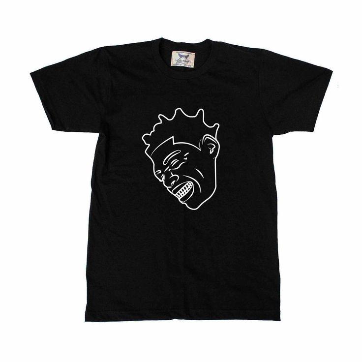 Kodak Black Black Tee (Unisex) // T-shirt // Babes & Gents // www.babesngents.com