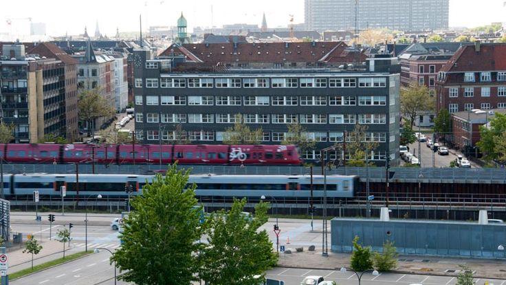 Züge in Kopenhagen
