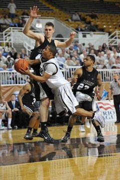 Army - Lehigh University Basketball