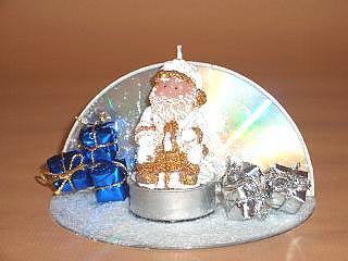 Weihnachtslandschaft mit CD | Advent.at