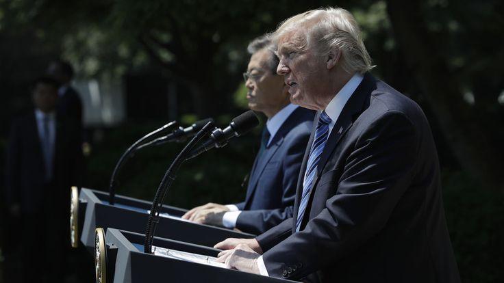 FOX BIZ NEWS: Trump praises $25B LNG deal between Cheniere and South Korea