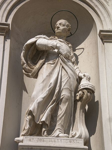 St. Pietro I Orseolo, Doge of Venice from 976 to 978.