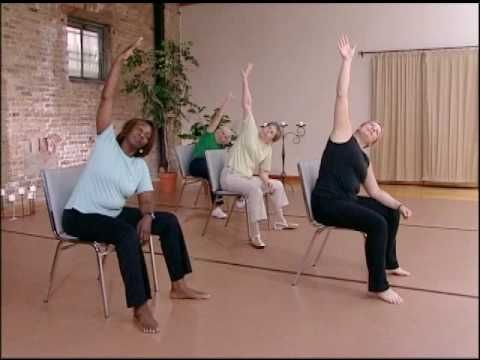 Stronger Seniors Core Fitness Pilates exercise program for Seniors - YouTube