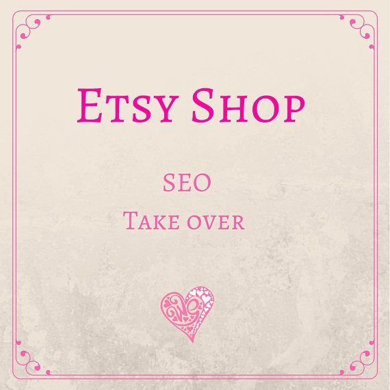 Hey, I found this really awesome Etsy listing at https://www.etsy.com/uk/listing/538936428/etsy-shop-seo-take-over-etsy-shop-help