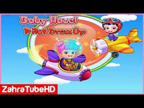 Baby Hazel Games   Baby Hazel Pilot Dressup HD