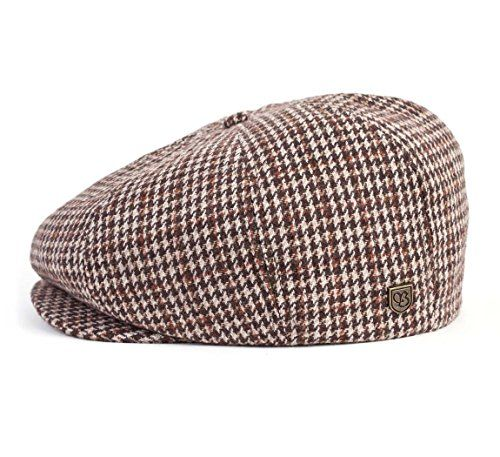 350 kr. (Findes i 3 andre flotte varianter) Brixton - Flat Cap men Brood - Size L - khaki Brixton http://www.amazon.co.uk/dp/B009ZKLU14/ref=cm_sw_r_pi_dp_.Pe3wb0ME49RX