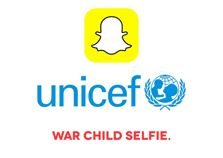 Inspired by the WWF Last Selfie campaign, I find snapchat compelling as it typically is used as a fun medium to interact with friends.   I wanted to find new ways brands could use this medium to highjack the filter option, using this new digital space to deliver a message.  This helped me come up with the Unicef - War Child selfie campaign. Click now to see the idea and work in full.