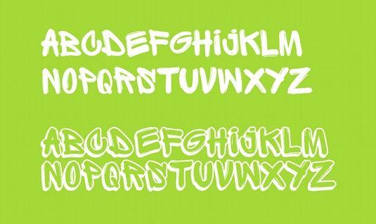 The 40 best free graffiti fonts | Typography | Creative Bloq