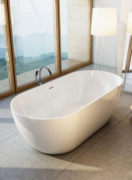 Wanna wolnostojąca Freedom - WOLNOŚĆ JEST STANEM UMYSŁU / minimal bathtub