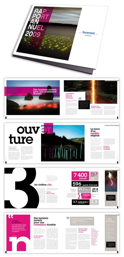 Layout / brochure