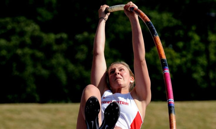The British pole vault record-holder believes she is peaking at the right time for the IAAF World Championships