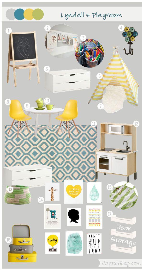 Custom Mood Boards | Cape27Blog.com