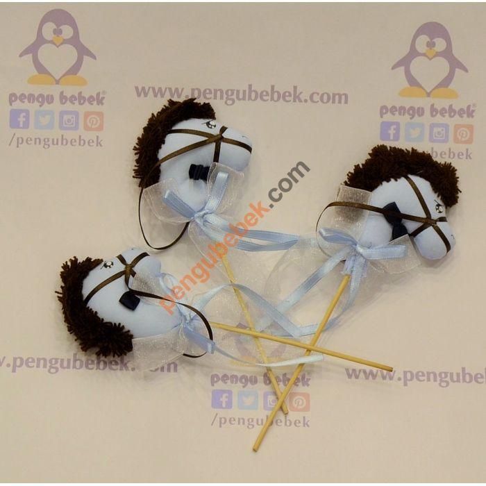 Atlı Bebek Şekeri, bebeğinizin gelişi anısına ziyaretçilerinize verebileceğiniz çok sevimli bir hatıra. Pengu Bebek