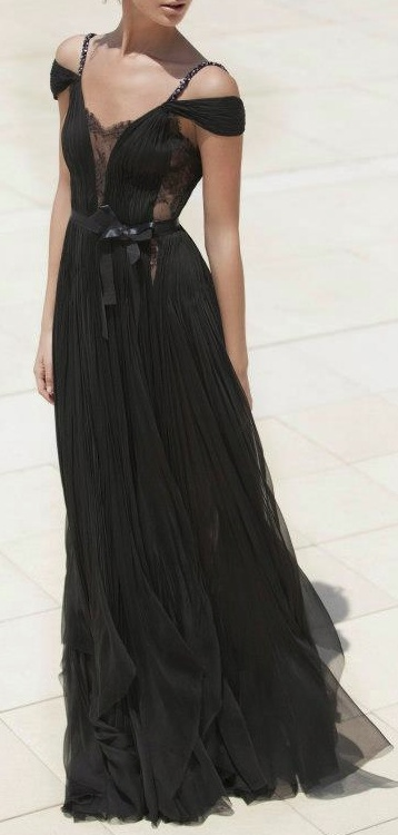 25 Black Bridesmaid Dresses For Your Wedding                              …