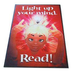 Light up Your Mind Mat