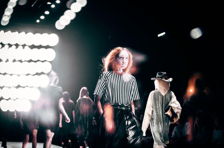 IVKA at #MBFWRussia // #Russia #RussianFashion #FashionWeek #Minimalism #Runway