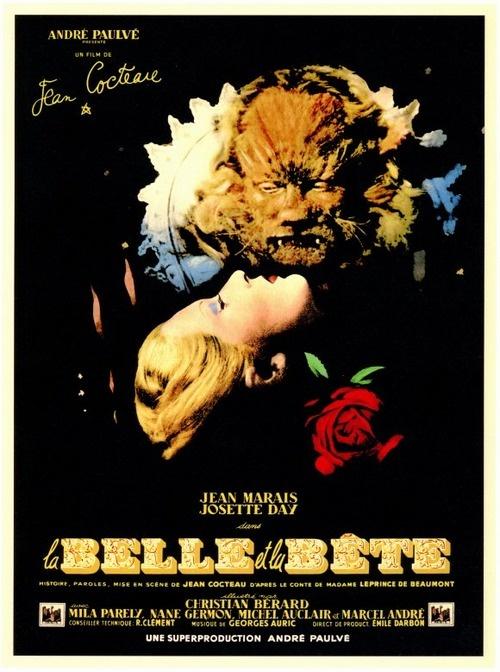 Beauty and the Beast - Jean Cocteau