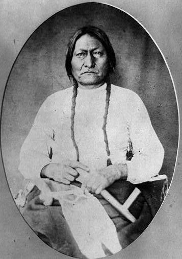 Sitting Bull,1882