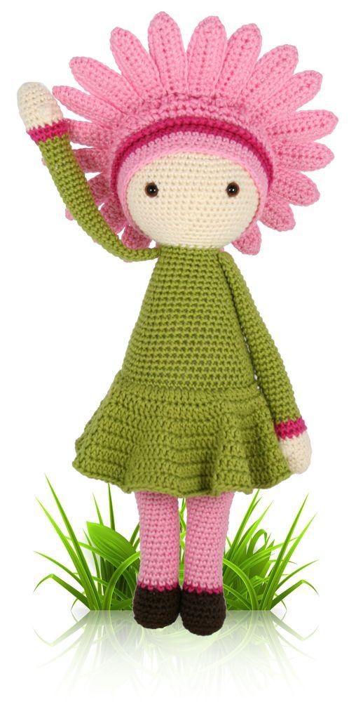 Amigurumi Flower Doll : 17 Best images about Zabbez on Pinterest Nancy dellolio ...