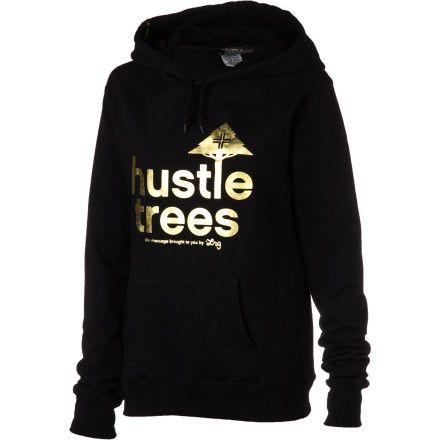 LRG Gold Series Hustle Trees Pullover Hoodie - Women\\\'s