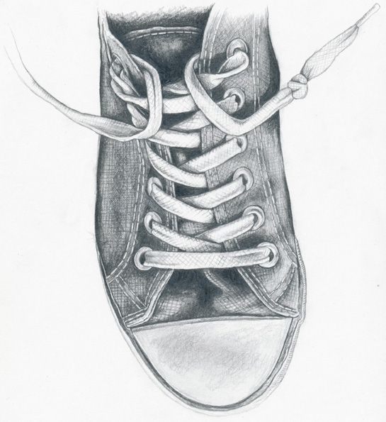 how to draw tap shoes easy