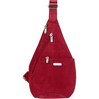 Buy the baggallini Mini Sling Backpack at eBags - With a single strap for easy carrying, this sling bag adds a sporty touch to any casual outfit. The
