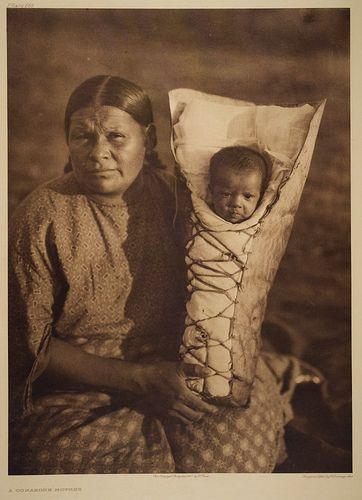 A Comanche Mother | Flickr - Photo Sharing!