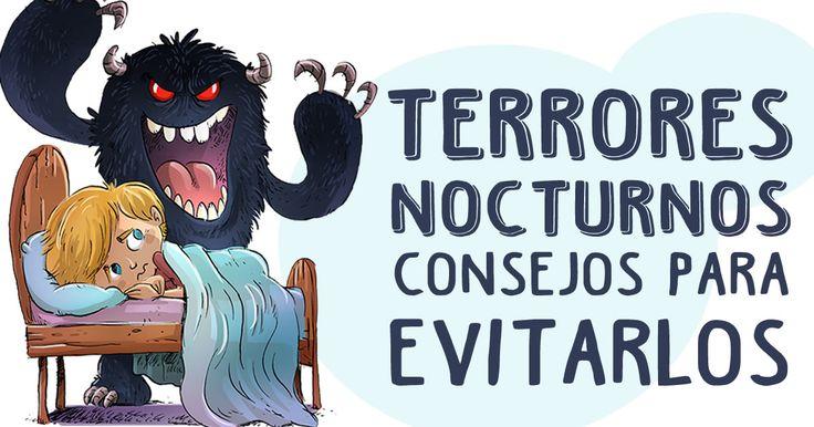 Qué son los terrores nocturnos y cómo evitarlos en 5 sencillos pasos. ¿Por qué se producen?¿cuáles son sus causas?