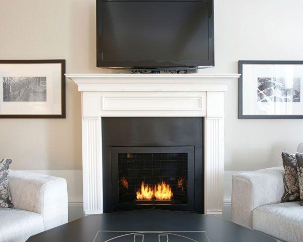 Sarah Check Hearth Cabinet: Best 25+ Ethanol Fireplace Ideas On Pinterest