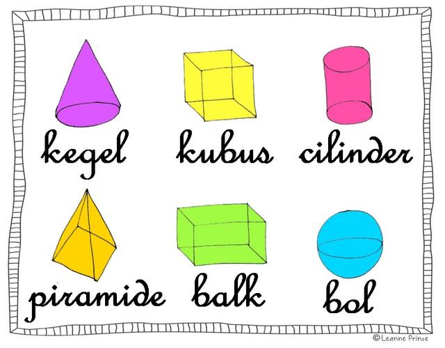 17 Best images about Kleuters: Vormen on Pinterest : The ...