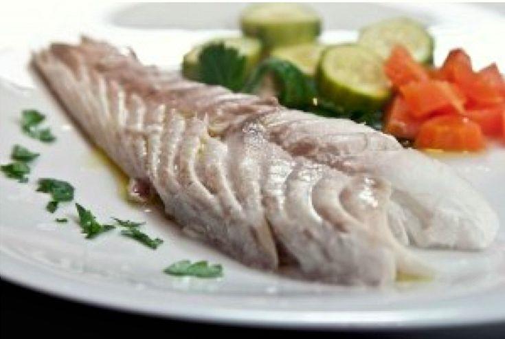 ψάρι ψητό στο φούρνο
