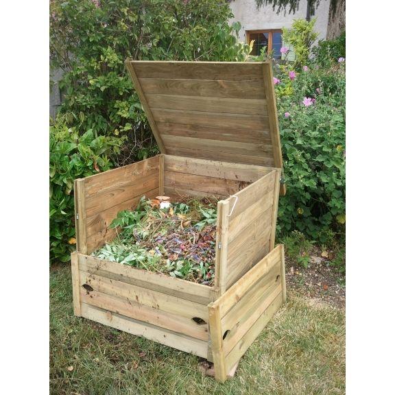 24 best composteur hortik images on pinterest compost - Composteur pas cher ...