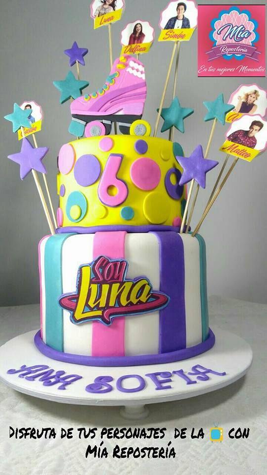 Torta personalizada de libra y media.By Mía Repostería Cali