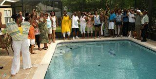 HAITI CONNEXION CULTURE: Les amis de la place Dumas de Jérémie sous le soleil de la Floride !