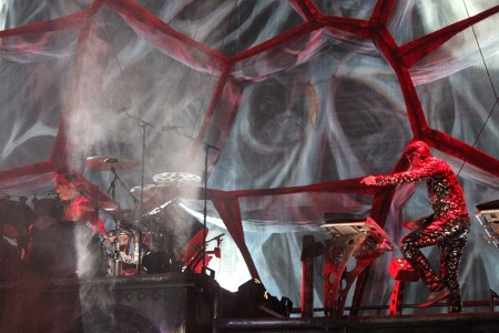 Judith braved the fire and flames to check out RAMMSTEIN at the O2 in London    Judith Fisher
