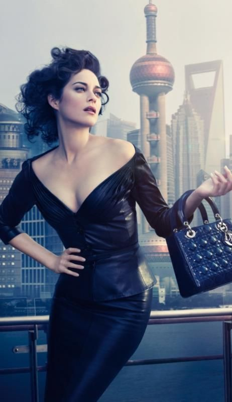 Christian Dior and Shanghai ? Two of the things that I love !