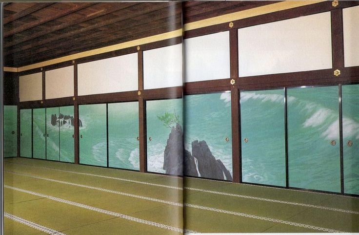 宮本輝新聞067襖絵3