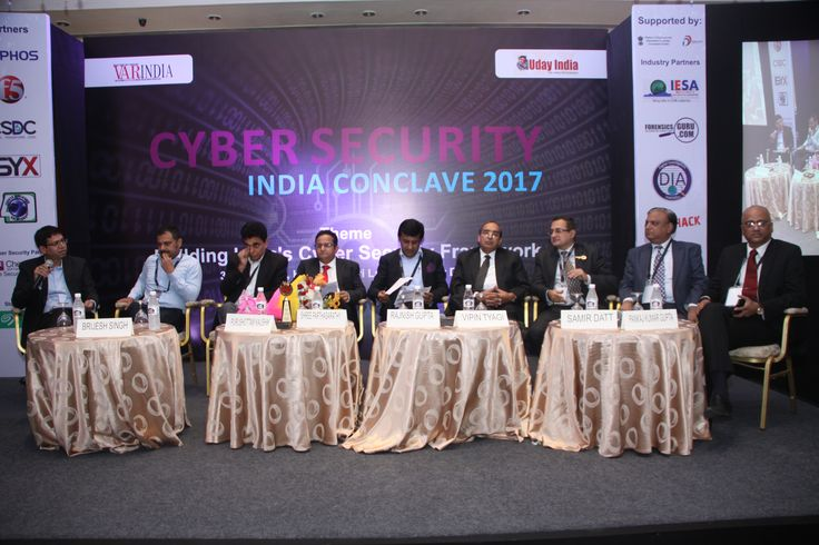 Session-III, which is on: Securing Smart Cities and IoT Devices which is being moderated by Pravin Prashant and the other panelists are Mr. Brijesh Singh, Inspector General of Police (Cyber), Maharashtra Police, Mr. Purushottam Kaushik, Senior Advisor- Smart Cities and Infrastructure, McKinsey India,Mr. Musadiq Basu, Dy SP (IMS), PHQ J&K, Mr. Pankaj Kumar Gupta, OSD, Strategy, Business Growth & Operations, (n) Code Solutions (A Division of GNFC) , Mr. Ajay Purohit, Senior VP, Fourth…