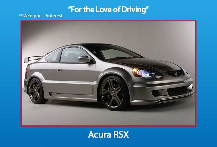 engineandtransmissionworld.com - For drivers seeking a sensibly affordable commute offering a sporty coupe style and performance, the 2-door sport hatchback Acura RSX is just the ticket! Having the Acura name, the RSX swaggers with high refinement, great re-sale value, and a reputation for absolute reliability.