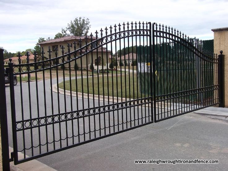Best private property gates images on pinterest