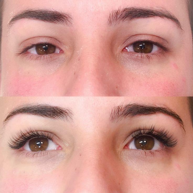 Natural Look- Eyelash Extensions . . . . Paradise Lashes ...