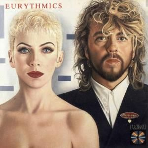 """Eurythmics - """"Here Comes the Rain Again"""" - awesome in the 80s!"""