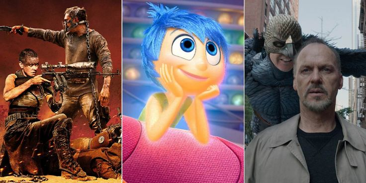 Top 10 films 2015 : Mad Max: Fury Road, Vice-Versa…