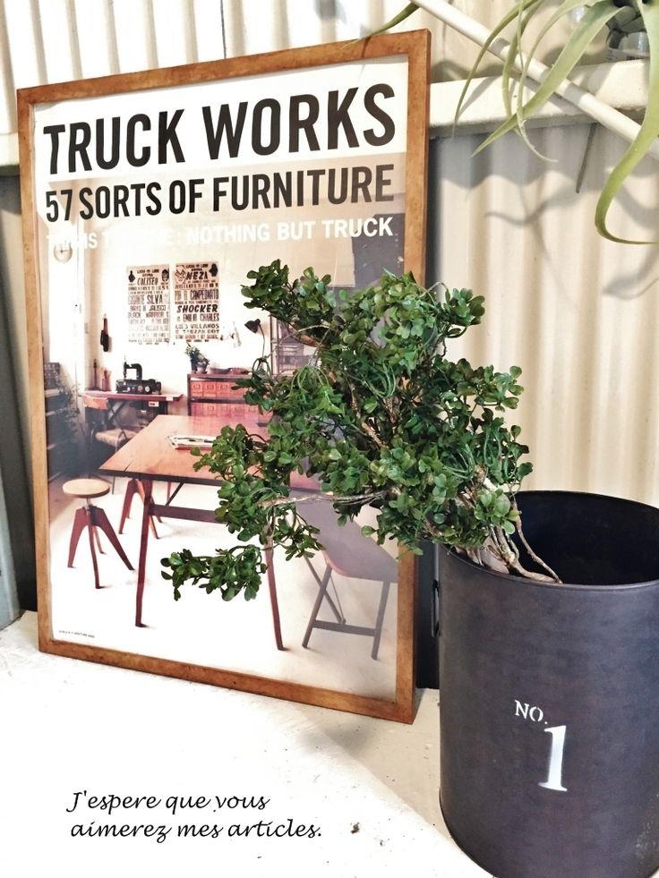 ●大人気*再入荷&フェイクグリーンがどーーんと入荷と、可愛いお客様● の画像|・:*:ナチュラルアンティーク雑貨&家具のお部屋・:*
