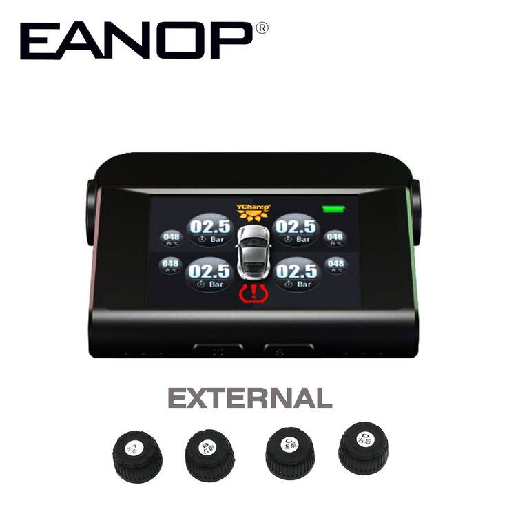 Cheap price US $54.50  EANOP Car Electronics Solar TPMS With 4 Sensors PSI/BAR Tire Pressure Monitor Real time Temperature Monitoring Alarm System   #EANOP #Electronics #Solar #TPMS #Sensors #PSIBAR #Tire #Pressure #Monitor #Real #time #Temperature #Monitoring #Alarm #System  #BlackFriday