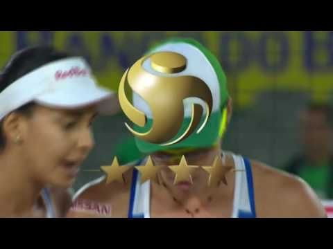 Wave hello to this awesome video! 👋 Rio 4 Star 2017  Women Semi Final 2  Beach Volleyball World Tour https://youtube.com/watch?v=_OLfMEEWAj0