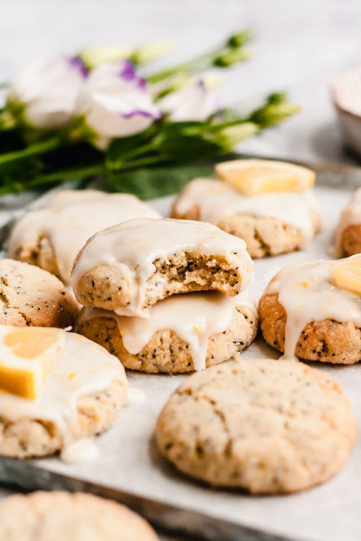 Paleo Lemon Poppy Seed Cookies Ambitious Kitchen Recipe Lemon Cookies Paleo Cookies Lemon Poppy Seed Cookies