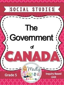 Teach+about+the+Government+of+Canada+and+how+it+affects+communities+around+the+country.++Students+will+learn+about+Canadian+charter+of+Rights+and+Freedoms,+Three+Levels+of+Government,+and+the+impact+government+has+on+various+stakeholder+groups.++This+is+the+Grade+Five+component+of+my+split+grade+4/5+unit+bundle.