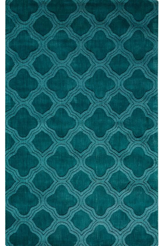 "Morocco I Area Rug - Transitional Rugs - Wool Rugs - Area Rugs - Rugs | HomeDecorators.com  9'9"" x 13'9"" $800"